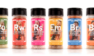 DJ BBQ Seasoning Gift Pack Bright and Shine